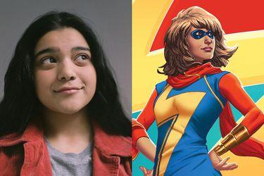 Iman Vellani será Kamala Khan en la serie de Ms. Marvel