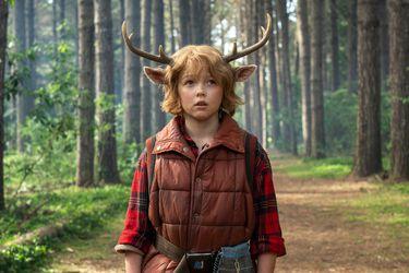 Netflix reveló las primeras fotos y un tráiler de la serie de Sweet Tooth