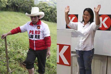 Segunda vuelta en Perú: Los fantasmas que el fujimorismo y la izquierda despiertan en el país