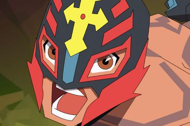 Rey Mysterio tendrá una serie animada con Cartoon Network para Latinoamérica