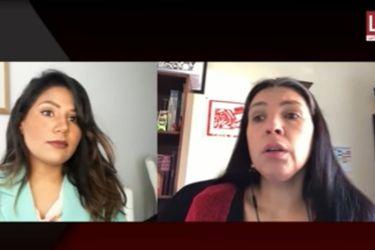 """Barbara Figueroa: """"Nos vamos a reunir con la CPC cuando quiera sentarse con la CUT y no cuando intente construir una interlocución falsa"""""""