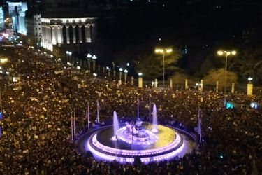 """Madrid prohíbe todas las marchas y concentraciones del 8-M argumentando """"motivos de salud pública"""""""