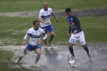 Huachipato vs U. Católica   Julio 2019