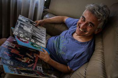 """Jorge Gonzaléz: """"El heavy metal es de cabros chicos"""""""