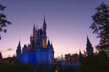 Timelapse: así es el mágico amanecer en el castillo de Cenicienta de Magic Kingdom
