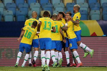 Brasil o Perú esperan a Chile: El grupo B de la Copa América ya tiene a sus clasificados