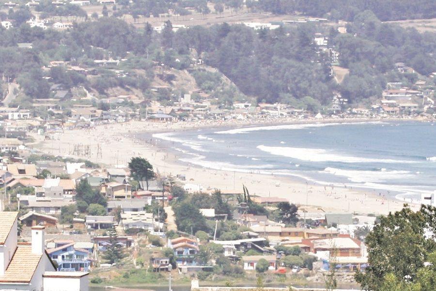 """Contar con una segunda vivienda -recreativa o para arriendo- es, según Luksic, un sello de la """"nueva clase media"""" chilena. Foto: archivo"""
