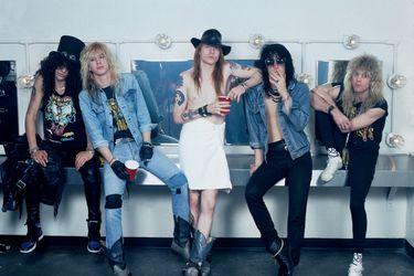 La guerra fría de Guns N' Roses: una línea de tiempo