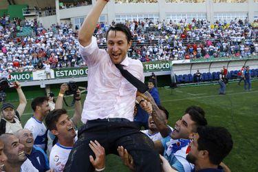 Beñat San José arremete en la lucha por ser el nuevo técnico de la Roja