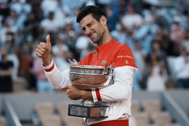 Un Djokovic heroico gana su 19° Grand Slam en Roland Garros y se pone a tiro del número mágico