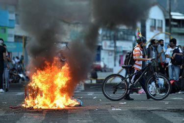 Colombia: un estallido en medio de la pandemia