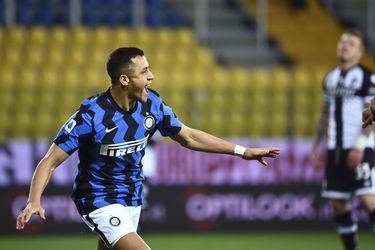 Sánchez allana el camino para el título de Inter de Milán