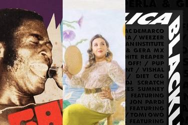 Crítica de discos: funk de Camerún, una promesa chilena y un homenaje a Metallica