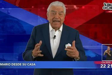 Bloque vespertino de Vamos Chilenos parte con homenaje al circo y la emoción de Don Francisco