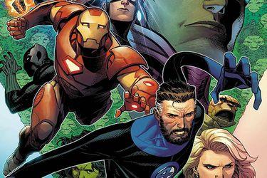 Marvel Comics presentará al evento Empyre como una saga semanal durante julio