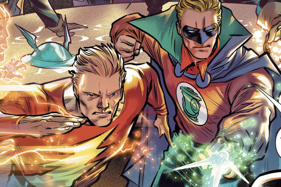 flash lantern