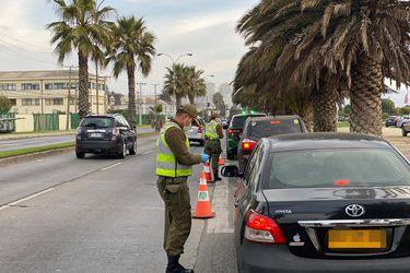 Carabineros detecta a más de dos mil personas trasladándose al litoral y aumentará controles para Semana Santa