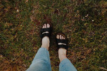 Cómo elegir una sandalia cómoda y duradera