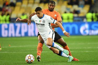 Alexis Sánchez suma minutos en el empate sin goles del Inter contra el Shakhtar Donetsk