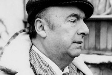 """""""Sangre de toro"""": encuentran un antiguo soneto original de Pablo Neruda"""