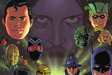 El Crepúsculo de los Superhéroes: La épica saga nunca publicada de Alan Moore