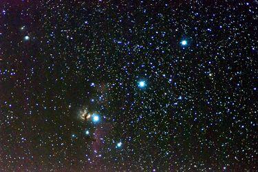 ¿Cómo se formaron las Tres Marías? Por primera vez encuentran evidencia de creación de estas icónicas estrellas