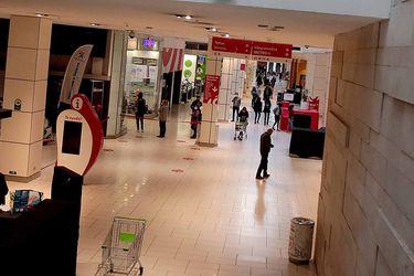 Malls reabren en la capital y autoridad dice que no hay restricción en zonas sin cuarentena