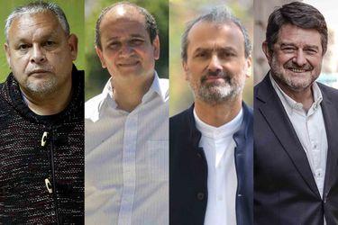 Piñera se reúne con gobernadores en medio de tensión por competencias: pedirán atribuciones para evaluar temas ambientales