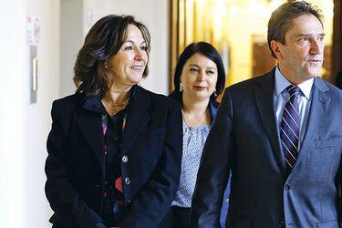 José Antonio Gómez, Alejandra Krauss