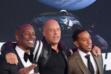 """Ludacris tantea que la saga de """"Rápido y Furioso"""" podría llegar al espacio"""