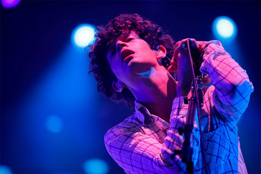 The 1975 Lollapalooza Chile 2019