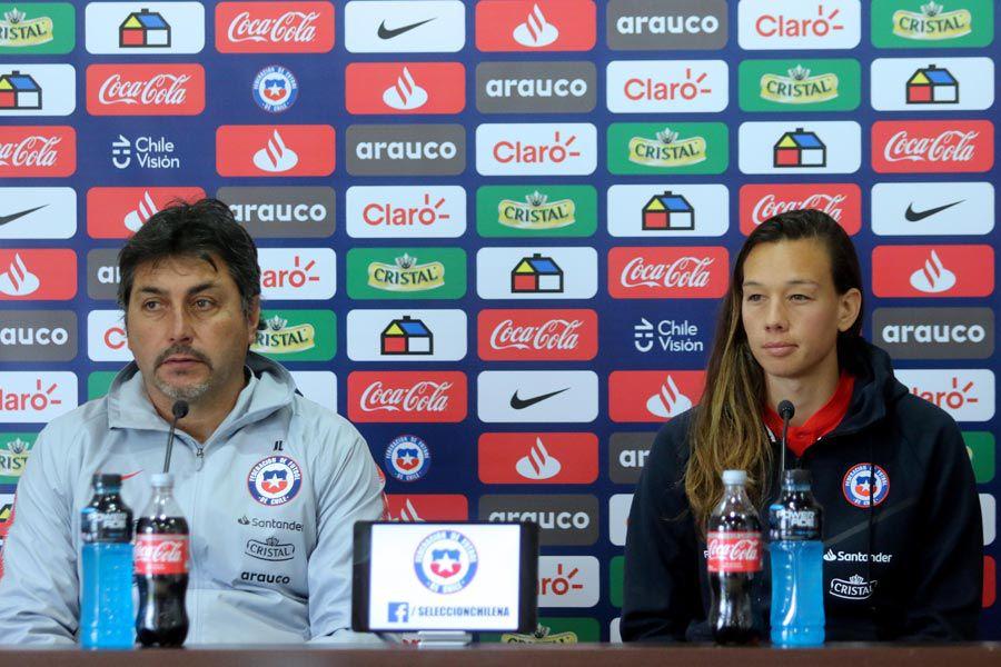Christiane Endler, José Letelier