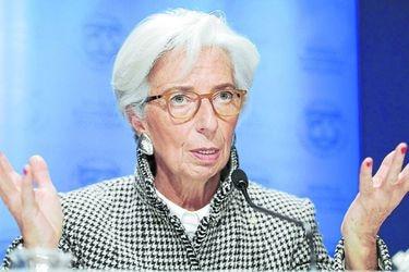 La presidenta BCE advierte contra el pronto retiro del estímulo fiscal