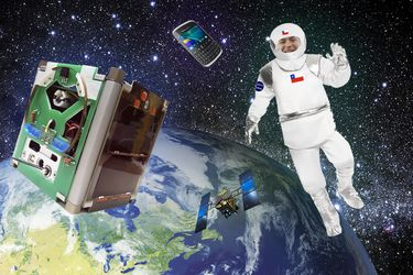La carrera espacial chilena, la reaparición de BlackBerry y el primer aterrizaje en un asteroide
