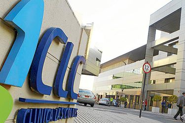 CLC suspende uso de instalaciones a 155 profesionales por incumplimiento de arriendos y Cuerpo Médico dice que la acción transgrede dictamen judicial