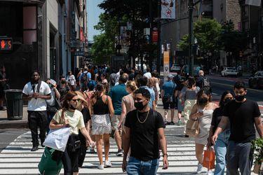 Nueva York levanta últimas restricciones por el Covid-19 tras vacunar al 70% de los adultos con al menos una dosis