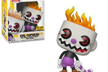 Cuphead evil