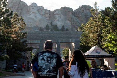 El polémico evento que prepara Trump en el Monte Rushmore