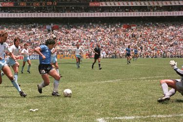 """El """"gol del siglo"""" de Maradona a los ingleses: los recuerdos de Víctor Hugo Morales"""