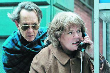 Vida apócrifa: estrenan filme sobre famosa falsificadora nominado a tres Oscar