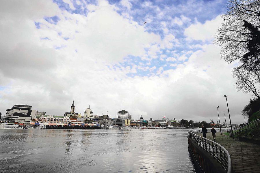 Valdivia, Ciudad Capital  Region de los Rios