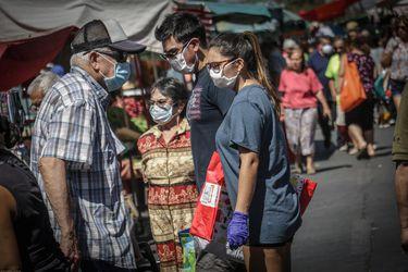 Los cuatro países que controlan el mercado de productos para la lucha contra el coronavirus