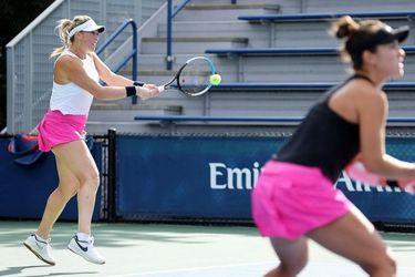 Alexa Guarachi clasificó al WTA Finals de Guadalajara en dobles