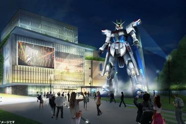 China tendrá su propio Gundam tamaño real