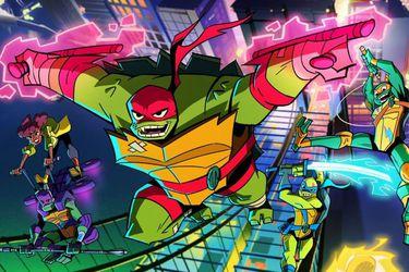 Netflix planea una película animada de Las Tortugas Ninja