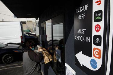 Los restaurantes y las empresas emergentes intentan superar a Uber Eats y DoorDash