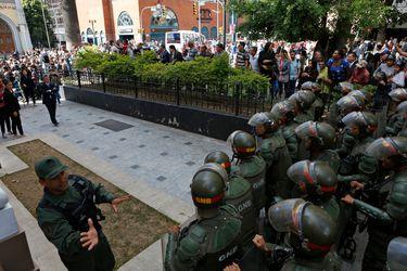 Guardia Bolivariana Caracas