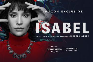 Isabel: la miniserie con la vida de de la escritora chilena se estrena hoy en Amazon Prime Video