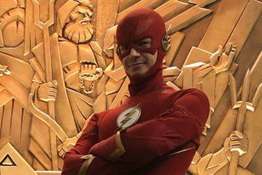 La estructura de la séptima temporada de The Flash cambiará tras el abrupto final por el coronavirus