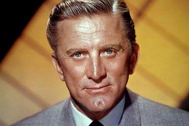 """Hollywood despide a Kirk Douglas: """"Su luz seguirá brillando para siempre en el cielo cinematográfico"""""""
